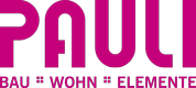 Pauli Bau-Wohn-Elemente in Regen und Deggendorf Logo
